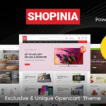 Multipurpose OpenCart 3 Theme – Shopinia