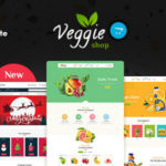 OpenCart Multi-Purpose Responsive Theme – Veggie