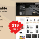 Responsive Opencart 3.0 Theme – Megable Multipurpose
