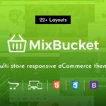 Responsive OpenCart Theme – MixBucket