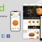 Responsive OpenCart Theme – Food