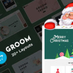 OpenCart Multi-Purpose Responsive Theme – Groom
