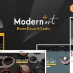 OpenCart Multi-Purpose Responsive Theme – Modern Art