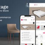 Furniture Responsive OpenCart Theme – Vintage