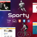 Responsive OpenCart Theme – Sporty