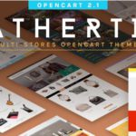 Leather – Premium OpenCart Themes Package