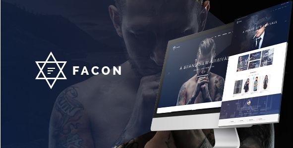 Facon - Fashion Responsive Opencart Theme